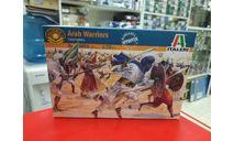 6055ИТ Arab Warriors  1:72 Italeri Возможен обмен, миниатюры, фигуры, scale72