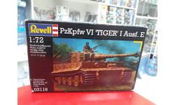 03116 Pz.Kpfw VI 'Tiger' Ausf.E 1:72 Revell Возможен обмен