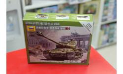 6201 танк советский ИС-2  1:100 Звезда возможен обмен