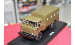 Автомобиль-фургон хлебный АФХ-66 1:43 Modelpro Возможен обмен