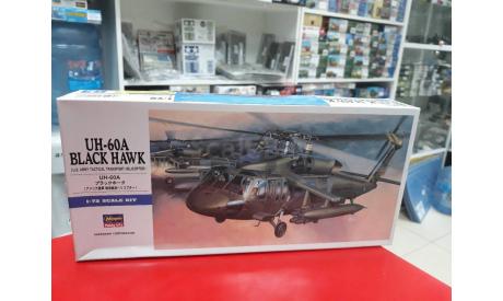 04433 UH-60A Black Hawk 1:72 Hasegawa Возможен обмен, сборные модели авиации, scale72