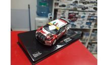 Citroen DS3 WRC #5 1:43 IXO  возможен обмен, масштабная модель, Mitsubishi, scale43