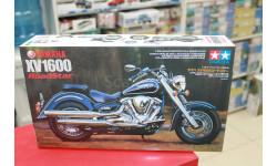 14080  Yamaha XV1600 Road Star 1:12 Tamiya Возможен обмен, сборная модель мотоцикла, Honda, scale12
