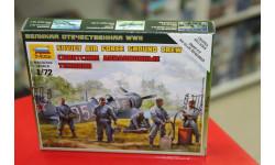 6187 Советские авиатехники  1:72 Звезда возможен обмен, миниатюры, фигуры, scale0