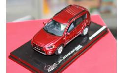 Mitsubishi New Outlander 1:43 Vitesse возможен обмен, масштабная модель, scale43
