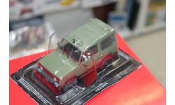 Автолегенды СССР №126 УАЗ-3171  1:43  возможен обмен, масштабная модель, Иж, scale43