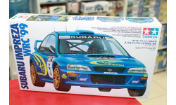 24218 Subaru Impreza WRC'99 1:24 Tamiya Возможен обмен, масштабная модель, scale24