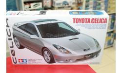 24215 TOYOTA CELICA, 1999г., 1,8л., 180л.с. 1:24 Tamiya Возможен обмен, масштабная модель, Mitsubishi, scale24