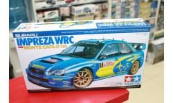 24281 Impreza WRC Monte Carlo '05 1:24 Tamiya Возможен обмен, масштабная модель, scale24