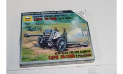 6257 Немецкая противотанковая пушка ПАК-40  1:72 Звезда возможен обмен, сборные модели артиллерии, scale0