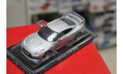 Суперкары №18 Nissan GT-R 1:43 возможен обмен