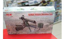 35712 Британский пулемет Vickers 1:35 ICM возможен обмен, миниатюры, фигуры, scale35