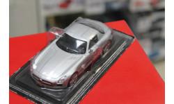 Суперкары №14 Mercedes SLS AMG 1:43 возможен обмен