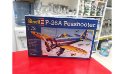 03990 Самолет истребитель Боинг Р-26А Пишутер.америк REVELL 1:72 возможен обмен, сборные модели авиации, Boeing, scale72