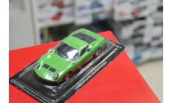 Суперкары №26 Lamborghini P400 Miura  1:43 возможен обмен, масштабная модель, Mercedes-Benz, scale43