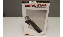 MA35525 Металлическая лестница. 1:35 Miniart