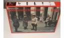 35633 Германская дорожная полиция 2МВ (5 фигур) 1:35 ICM, сборные модели авиации, 1/35