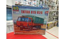 Tatra 815V26 бортовой 1:43 AVD  возможен обмен, масштабная модель, scale43