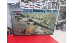 72-031 Armstrong Whitley  Mk. VII 1:72 Modelcraft возможен обмен, сборные модели авиации, scale72