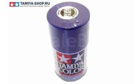 85057 TAMIYA TS-57 Blue Violet (Фиолетово-синяя) краска-спрей 100 мл., фототравление, декали, краски, материалы
