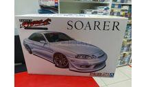 06133 Toyota Soarer '96 Vertex JZZ30 1:43 Aoshima Возможен обмен, масштабная модель, scale24