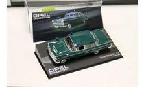 Opel Kapitan PII 1959-1964 1:43 IXO Opel Collection, масштабная модель, 1/43