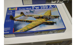 04294 FW 189 A-1 1:72 Revell
