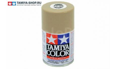 85068 TAMIYA TS-68 Wooden Deck Tan (Деревянная палубная) краска-спрей 100 мл., фототравление, декали, краски, материалы, scale0
