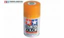 85073 TAMIYA TS-73 Clear Orange (Светло-оранжевая) краска-спрей 100 мл., фототравление, декали, краски, материалы, scale0