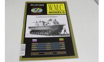 WMC 11 Landwasserschlapper бумажная модель 1:25 возможен обмен, сборные модели бронетехники, танков, бтт