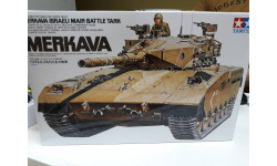 35127 MERKAVA Mk.I  1:35 Tamiya возможен обмен
