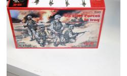 35201 Элитные подразделения США в Ираке 1:35 ICM  Возможен обмен, миниатюры, фигуры, scale0