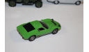 Суперкары №26. Lamborghini Miura P400 без блистера 1:43, масштабная модель, 1/43, ГАЗ