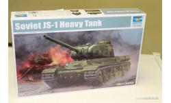 05587 танк советский ИС-1 1:35 Trumpeter, сборные модели бронетехники, танков, бтт, 1/35
