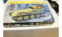 6469  Flakpanzer 38(t) Sd.Kfz.140 auf (Sf) Ausf.L 'Gepard' 1:35 Dragon