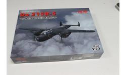 72306 Do 215B-5, Германский ночной истребитель ІІ МВ 1:72 ICM возможен обмен, сборные модели авиации, 1/72