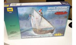 9005 Корабль Колумба 'Нинья' 1:100  Звезда  Возможен обмен