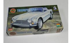 Обмен. 02419 Triumph TR4A 1:32 Airfix, сборная модель автомобиля, 1/32, Jaguar