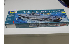 05108 U.S.S. Intrepid (CV-11) 1:1200 возможен обмен.