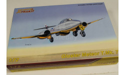 72005 Gloster Meteor T.Mk.7 1:72 XTRAKIT возможен обмен
