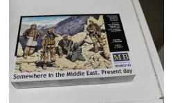 35163 Где-то на Востоке. Наше время 1:35 MasterBox, миниатюры, фигуры, 1/35, Master Box