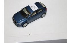 AUDI A3 светлый салон без коробки 1:43 Cararama  возможен обмен