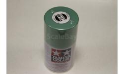 TS-60 Rearl Green - краска-спрей 100 мл.. Tamiya, фототравление, декали, краски, материалы