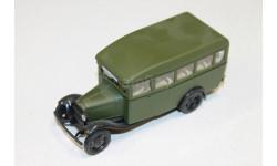 ГАЗ 03-30 зеленый без коробки 1:43 Наш Автопром возможен обмен