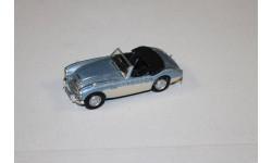 Austin Healey без коробки 1:43 Cararama, масштабная модель, 1/43, Bauer/Cararama/Hongwell