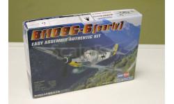 80225 Messerschmitt BF109G-6 (ранний) 1^72 Hobby Boss, масштабные модели авиации, 1:72, 1/72