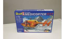 Вертолет Medicopter 117  1:72 Revell