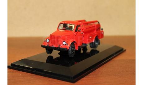Газ 51 ацу 20 1962   143 DIP, масштабная модель, 1:43, 1/43, DiP Models, МАЗ