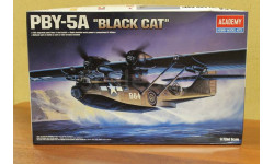 12487   самолет  PBY-5A 1:72 Academy