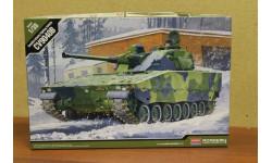 13217   Шведская БМП CV9040B  1:35 Academy, сборные модели бронетехники, танков, бтт, 1/35